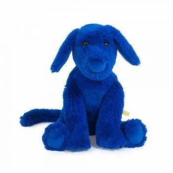 Peluche - Chien bleu