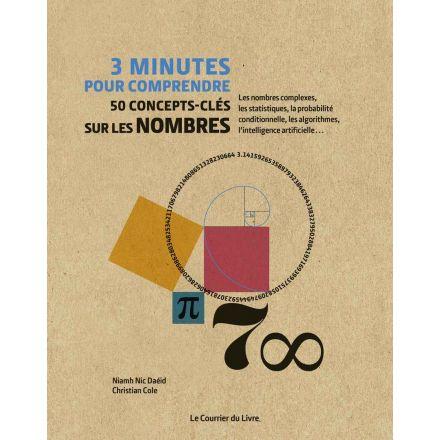 3 Minutes pour comprendre 50 concepts-clés sur les nombres