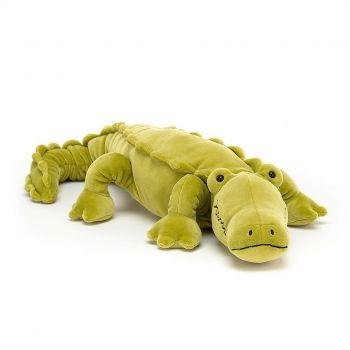 Peluche Jellycat - Zigzag croc le crocodile