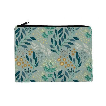 Trousse Mimosa Grey - 25 x 18 cm - Canvas