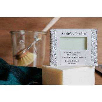 Savon vaisselle Sauge-basilic Andrée Jardin