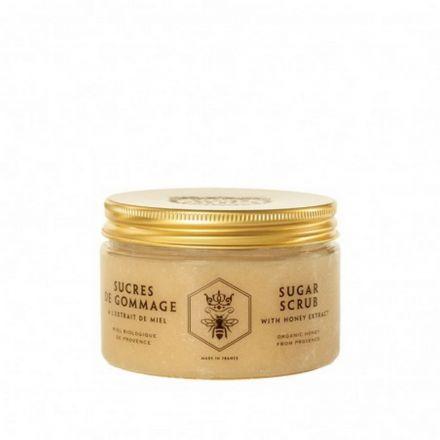 Sucres de gommage - Miel - 300 g