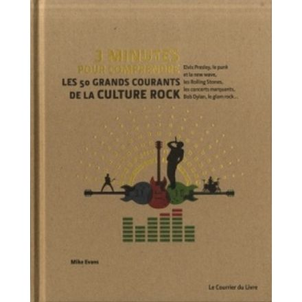 3 minutes pour comprendre les 50 grands courants de la culture rock
