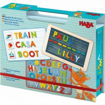 Boite de jeu magnétique - Alphabet - Haba