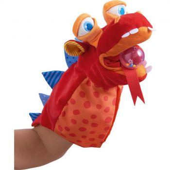 Marionnette monstre - Mange-tout - Haba