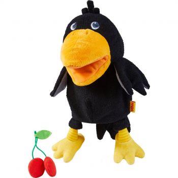 Marionnette - Théo le corbeau - Haba