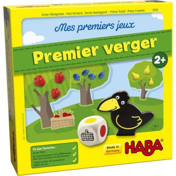 Mes premiers jeux - Premier verger - Haba