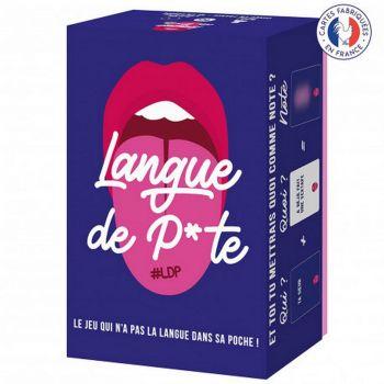 Jeu - Langue de p*te