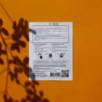 Masque anti-fatigue - Bio - Les poulettes