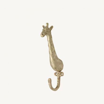 Crochet Gloria girafe - Doré