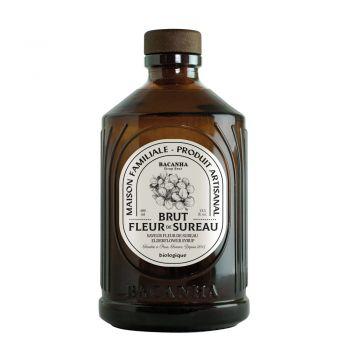 Sirop brut - Saveur Fleur de sureau