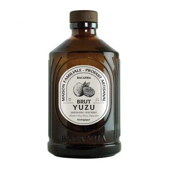 Sirop Yuzu brut biologique - Bacanha