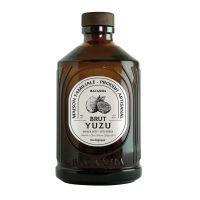 Sirop brut - Saveur Yuzu brut biologique - Bacanha