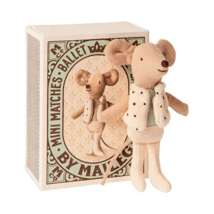 Danceur de ballet dans sa boîte - Maileg