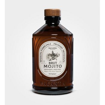 Sirop Mojito brut biologique - Bacanha