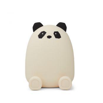 Tirelire silicone - Panda - Crème - Liewood