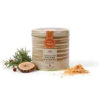 Boîte de poudre de Cade - Parfum naturel