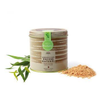 Boîte de poudre de cade - Parfum Eucalyptus