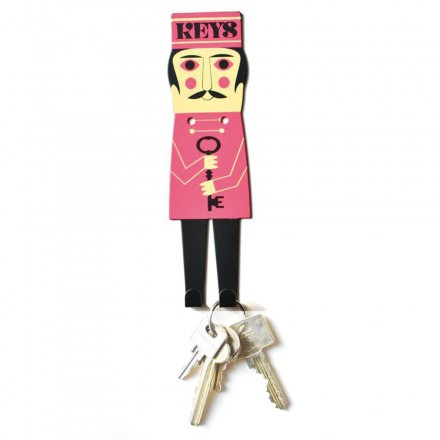 Porte-clés 17,5 cm Groom