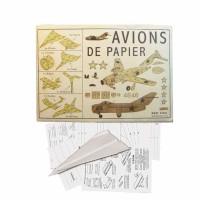 26 modèles d'avions de papier