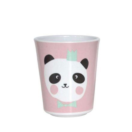 Gobelet en mélamine Panda Eef Lillemor