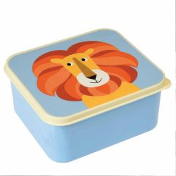 Boîte à lunch 15 x 14 x 7 cm Lion