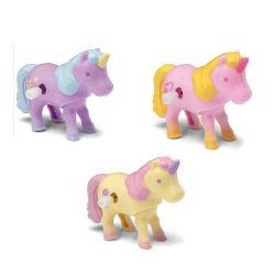 Licorne, petit poney mécanique