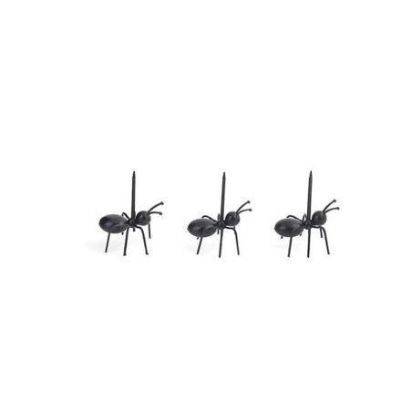 20 pics apéro réutilisables fourmis