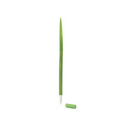 Stylo fine pointe noire en forme de brin d'herbe